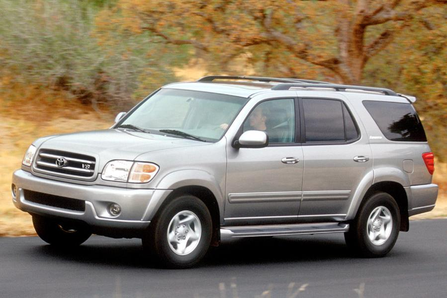 2002 toyota sequoia specs pictures trims colors. Black Bedroom Furniture Sets. Home Design Ideas