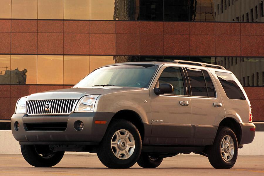 2002 mercury mountaineer reviews specs and prices. Black Bedroom Furniture Sets. Home Design Ideas