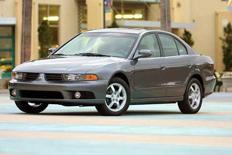 2002 Mitsubishi Galant