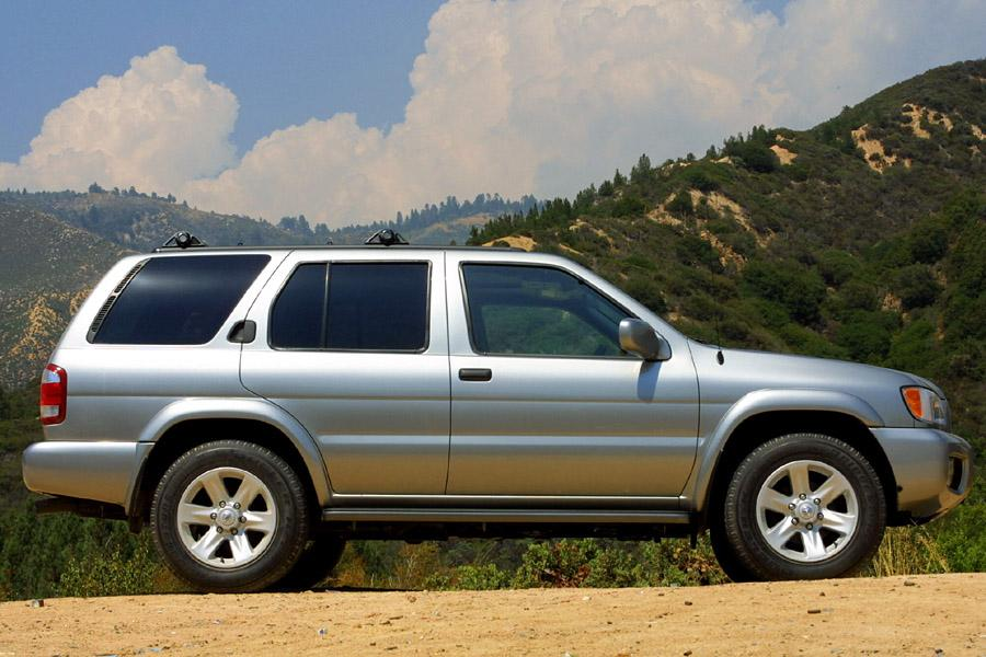 2002 Nissan Pathfinder Specs Pictures Trims Colors