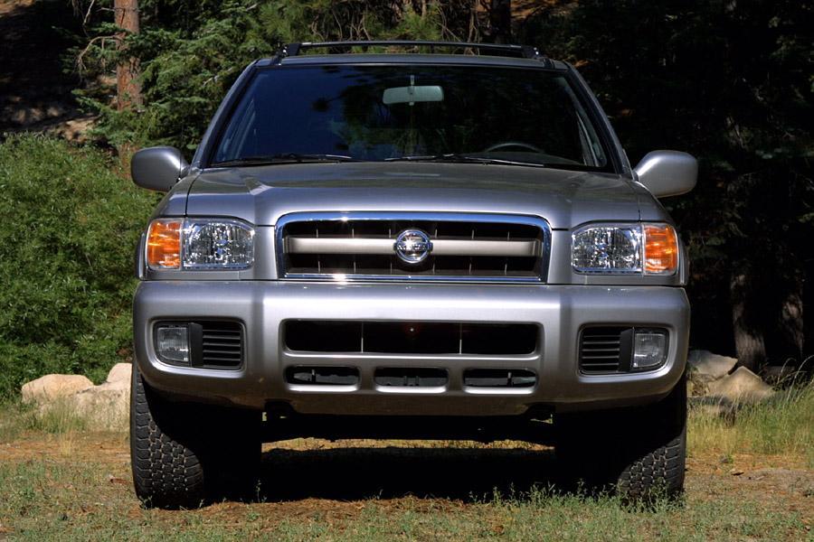 2002 Nissan Pathfinder Specs Pictures Trims Colors