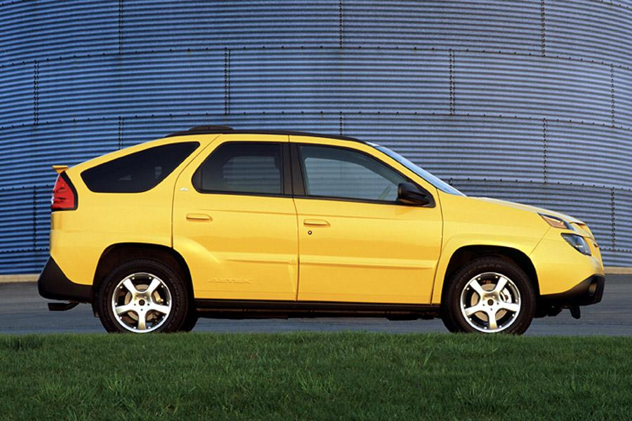 2002 pontiac aztek reviews specs and prices cars