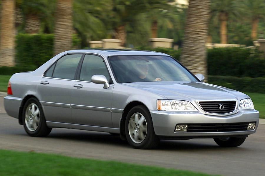 2002 Acura Rl Specs Pictures Trims Colors Cars Com