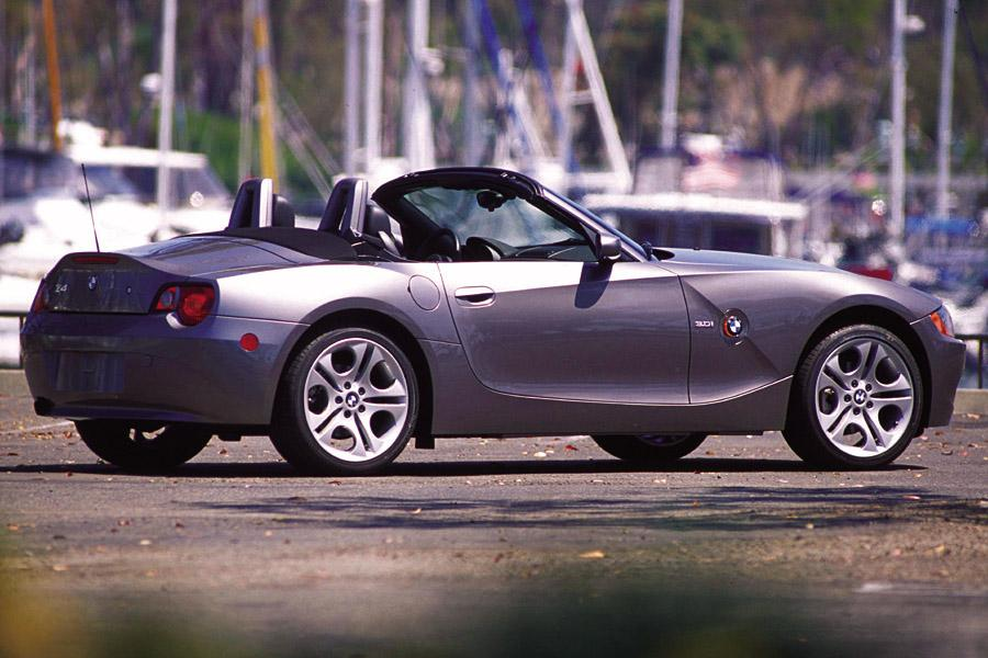 2003 Bmw Z4 Reviews Specs And Prices Cars Com