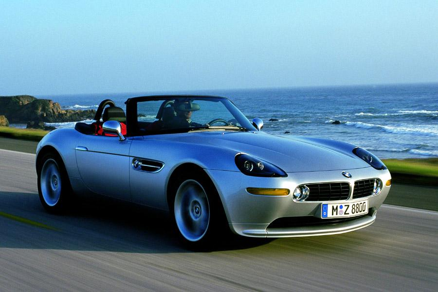 Bmw Z8 Reviews Specs And Prices Cars Com