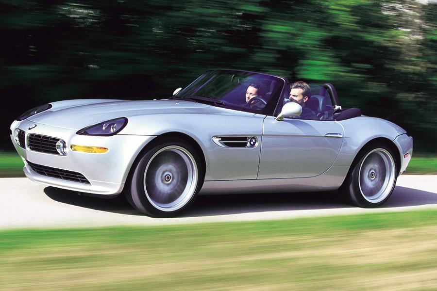 2003 Bmw Z8 Reviews Specs And Prices Cars Com