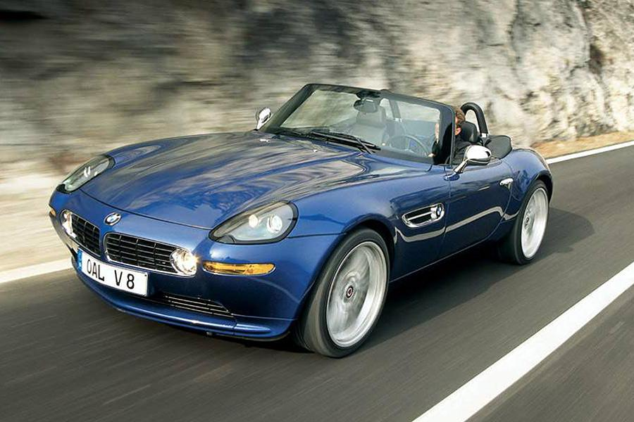 2003 Bmw Z8 Reviews Specs And Prices Cars Com