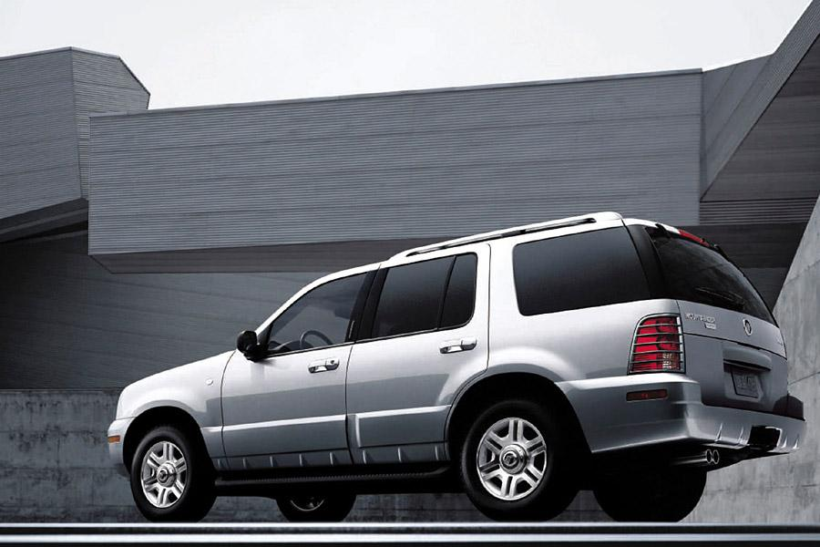 2003 Mercury Mountaineer Reviews  Specs And Prices