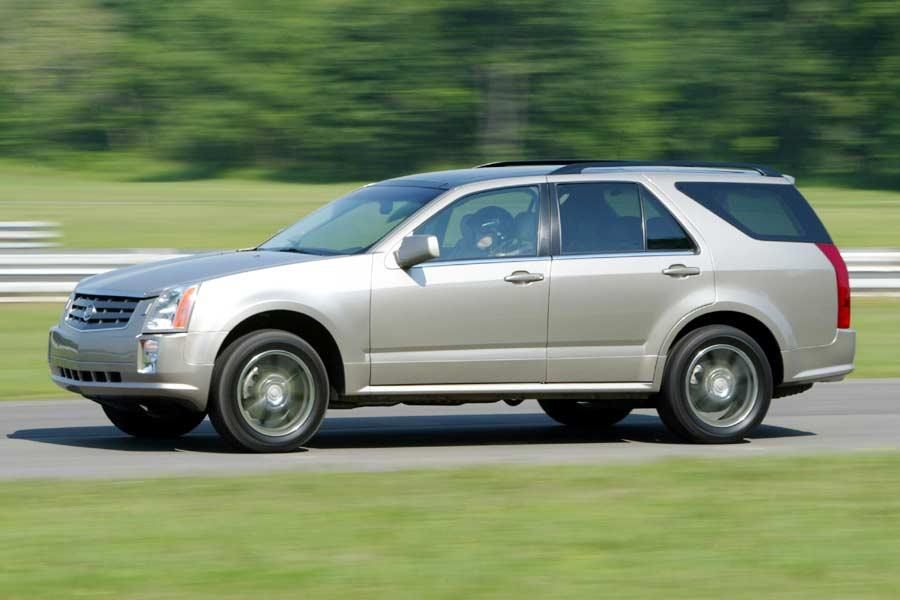 2004 cadillac srx specs pictures trims colors. Black Bedroom Furniture Sets. Home Design Ideas