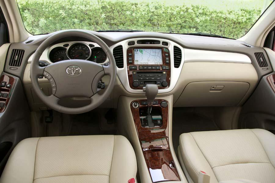 2004 Toyota Highlander Specs Pictures Trims Colors