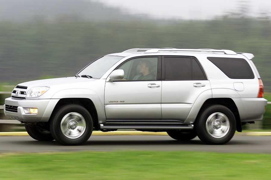 2004 Toyota 4runner Reviews Specs And Prices Cars Com