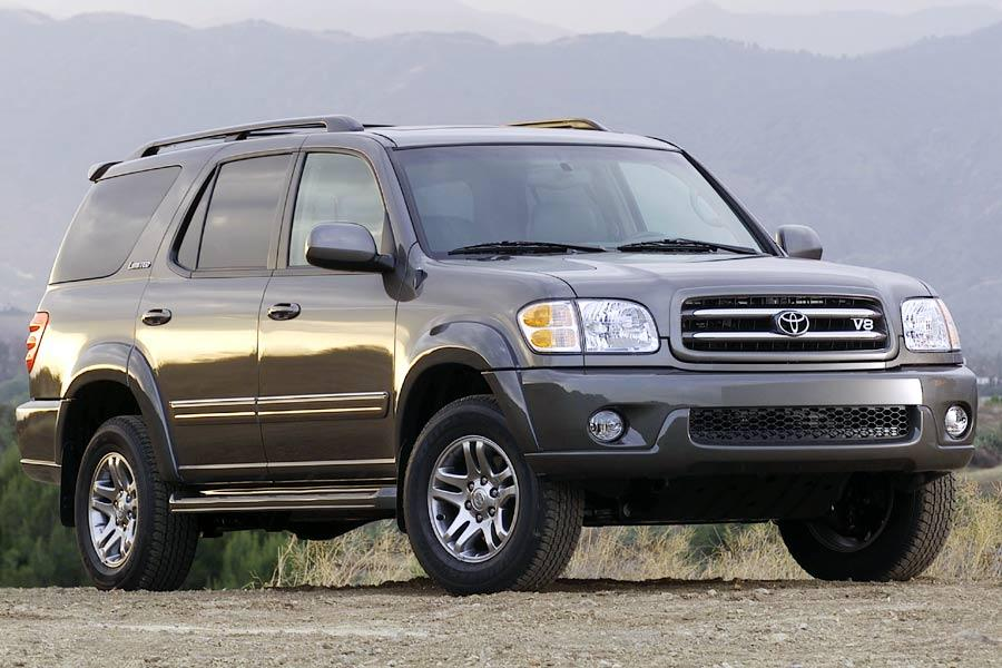 how to change brakes on a 2003 toyota sequoia