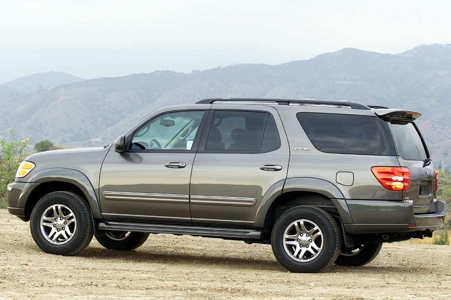 2012 Toyota Tacoma For Sale >> 2004 Toyota Sequoia Reviews, Specs and Prices | Cars.com