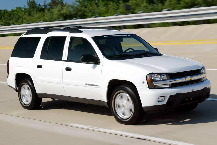 2004 Chevrolet Trailblazer Reviews  Specs And Prices