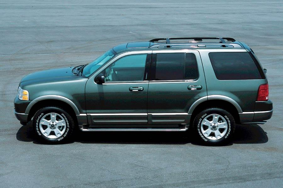 2004 ford explorer reviews specs and prices. Black Bedroom Furniture Sets. Home Design Ideas