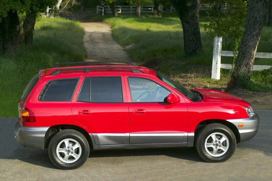 2004 Hyundai Santa Fe Reviews Specs And Prices Cars Com
