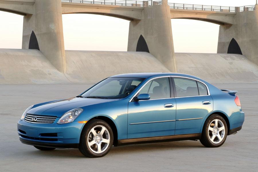 2004 infiniti g35 specs pictures trims colors. Black Bedroom Furniture Sets. Home Design Ideas