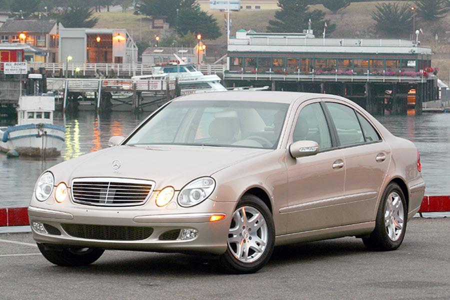 2004 Mercedes-Benz E-Class Reviews, Specs and Prices | Cars.com