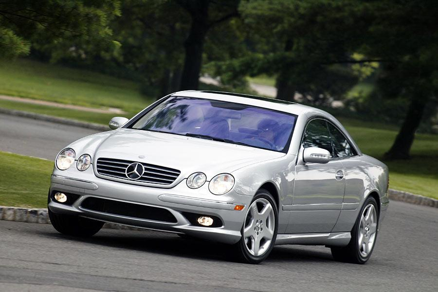2004 mercedes benz cl class specs pictures trims colors. Black Bedroom Furniture Sets. Home Design Ideas