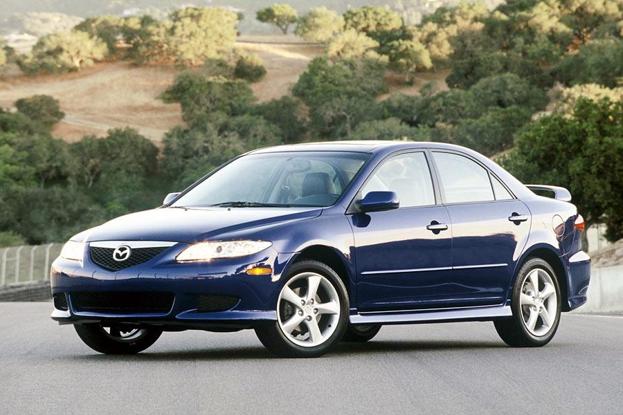 2004 Mazda Mazda6 Reviews Specs And Prices Cars Com