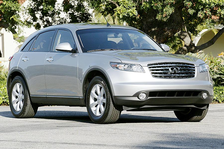 2004 INFINITI FX35 Reviews, Specs and Prices | Cars.com
