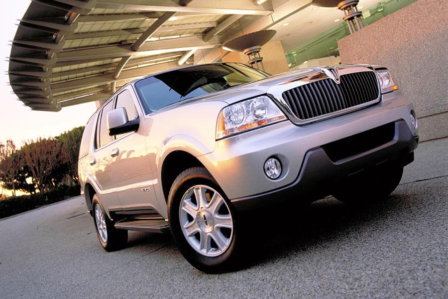 2004 lincoln aviator specs pictures trims colors. Black Bedroom Furniture Sets. Home Design Ideas