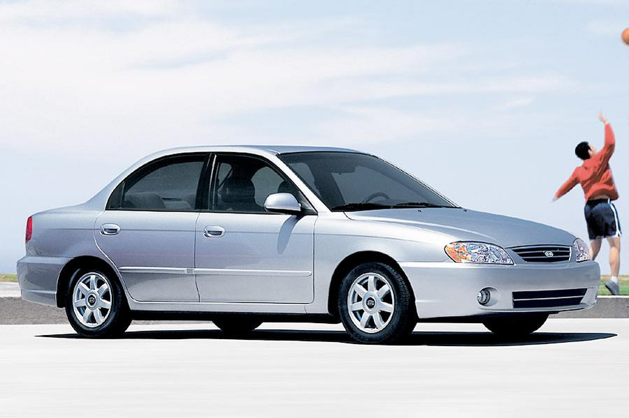 2004 kia spectra specs pictures trims colors. Black Bedroom Furniture Sets. Home Design Ideas