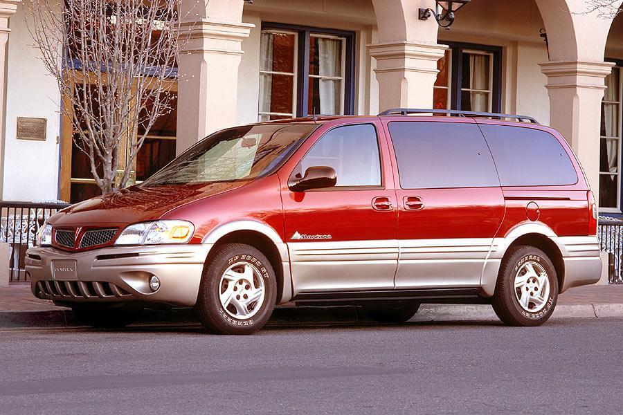 2004 Pontiac Montana Reviews  Specs And Prices