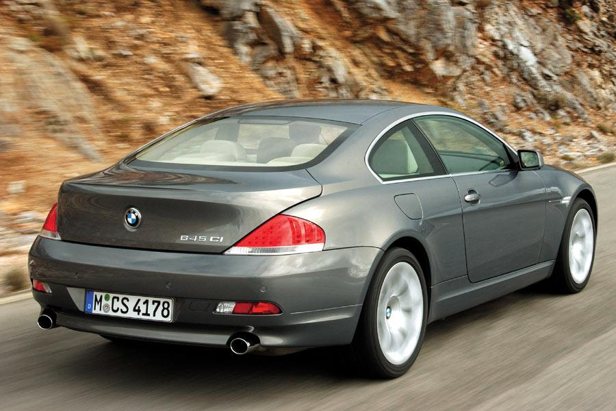 2004 Bmw 645 Reviews Specs And Prices Cars Com