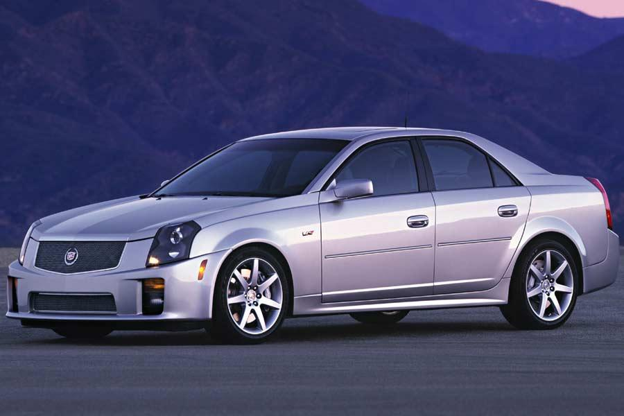 2004 Cadillac CTS Reviews, Specs and Prices | Cars.com