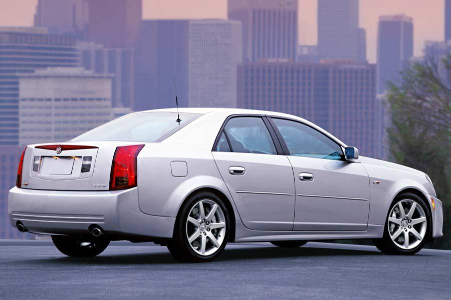 2004 Cadillac Cts Reviews Specs And Prices Cars Com