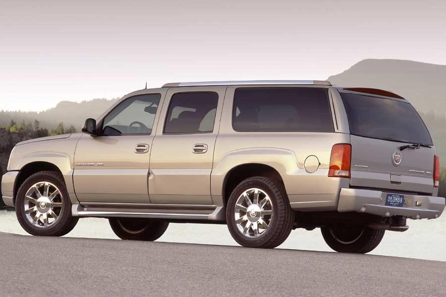 2004 Cadillac Escalade Esv Specs Pictures Trims Colors