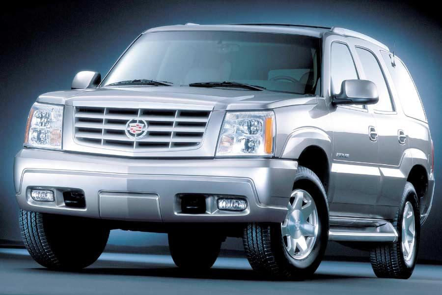 2004 cadillac escalade reviews specs and prices. Black Bedroom Furniture Sets. Home Design Ideas