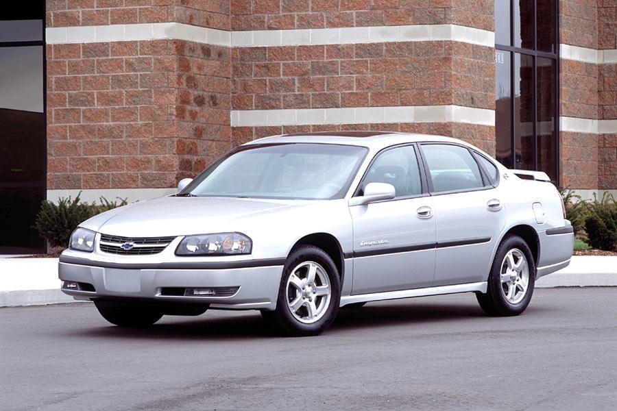 impala 2004 chevrolet 2003 ls 2005 sedan cars ss specs chevy value front interior colors base 2000 edmunds 2001 drive