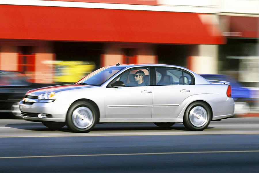 2004 Chevrolet Malibu Reviews  Specs And Prices