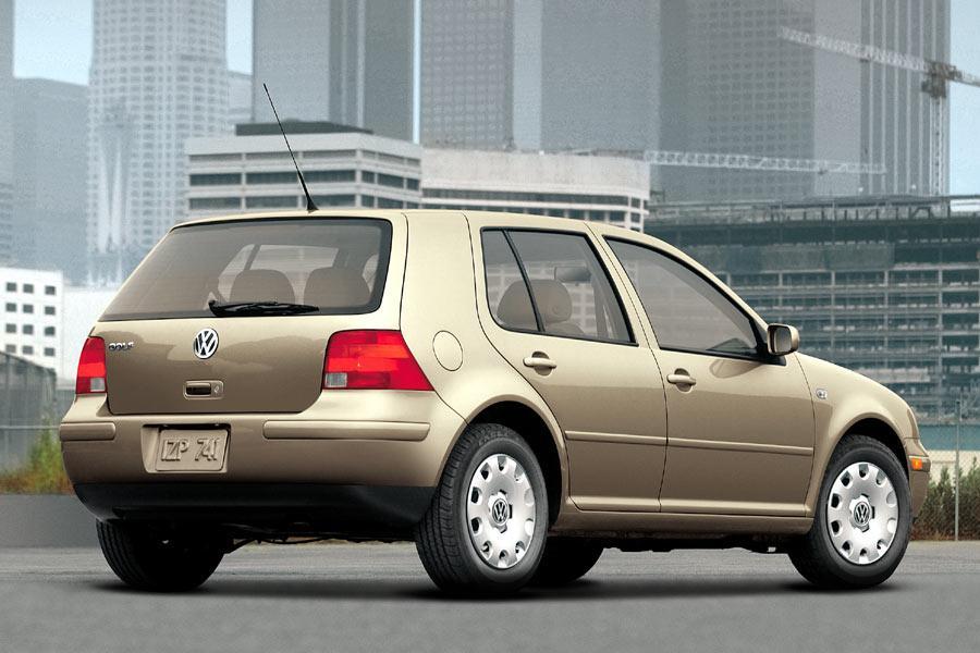 2004 Volkswagen Golf Specs, Pictures, Trims, Colors || Cars.com