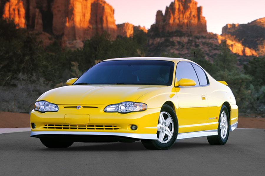 2004 Chevrolet Monte Carlo Reviews  Specs And Prices