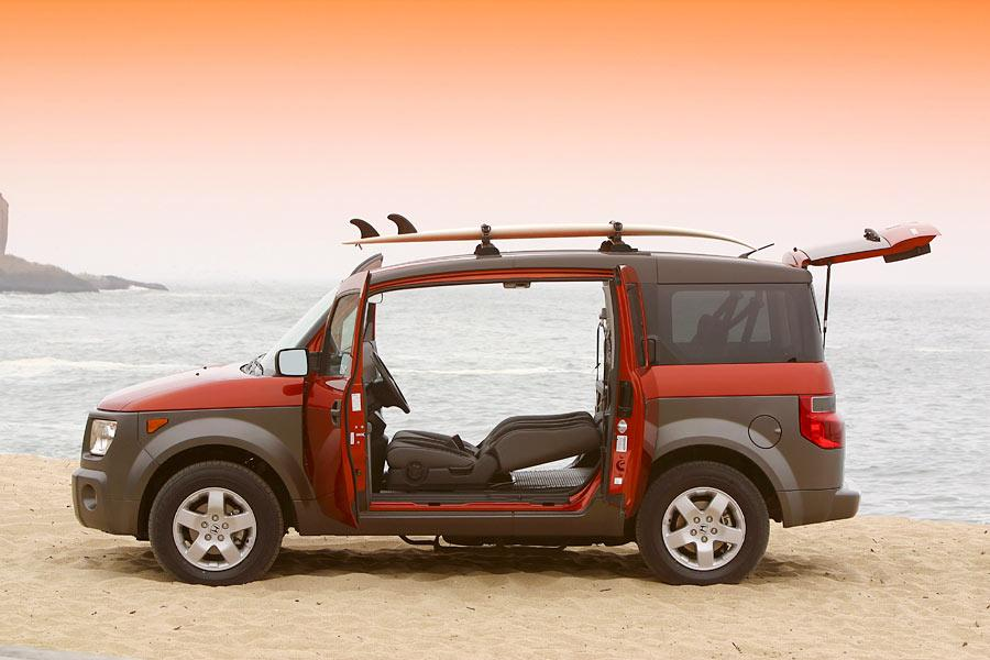 2004 honda element reviews specs and prices autos post for Honda element dimensions