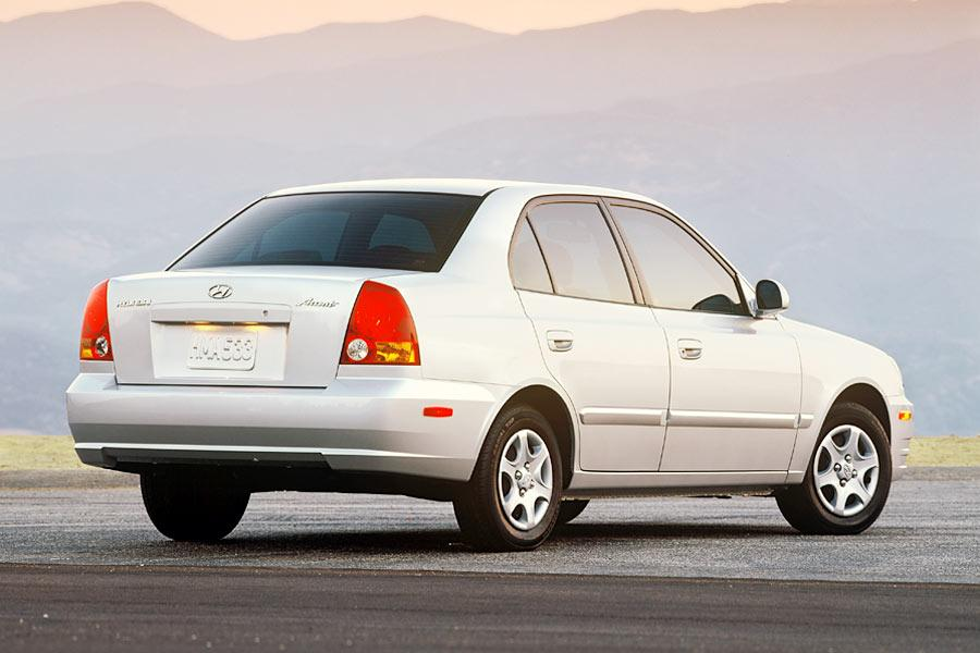 2004 Hyundai Accent Reviews Specs And Prices Cars Com