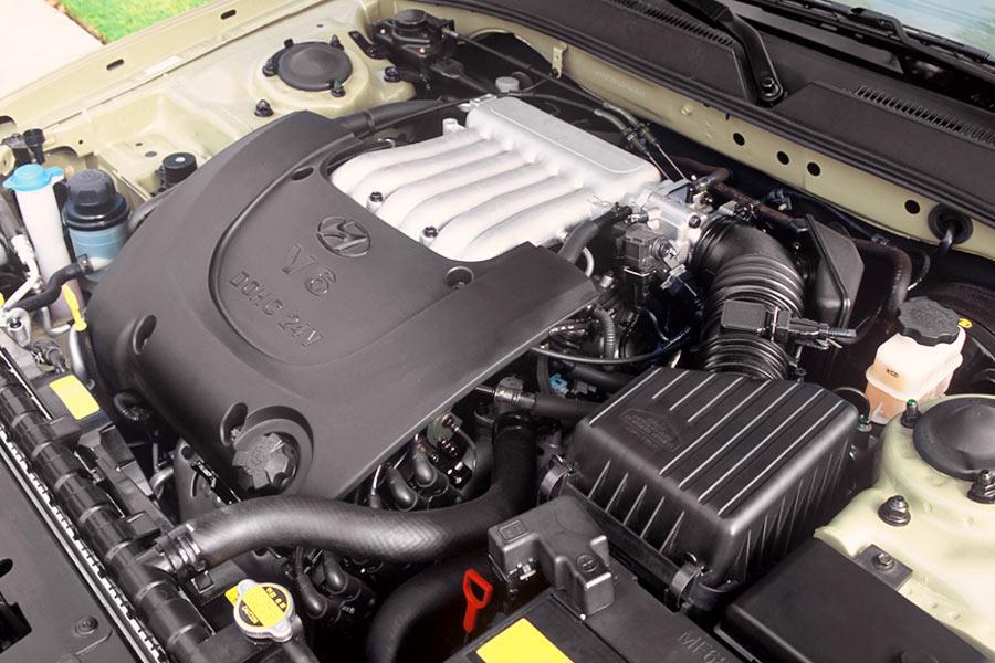 2004 Hyundai Sonata Specs Pictures Trims Colors Cars com
