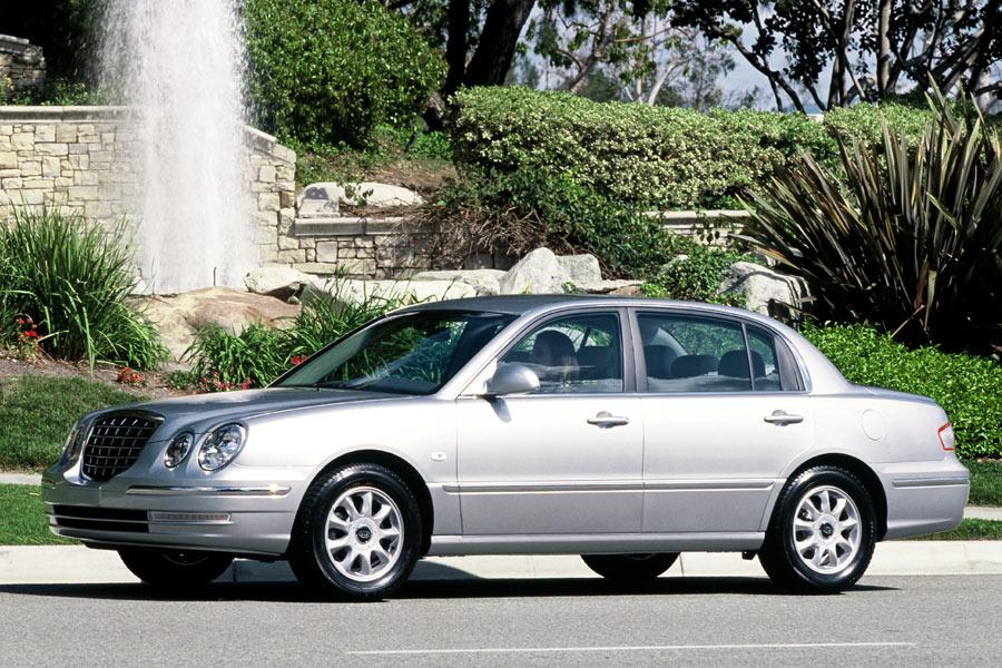 2004 kia amanti reviews specs and prices. Black Bedroom Furniture Sets. Home Design Ideas