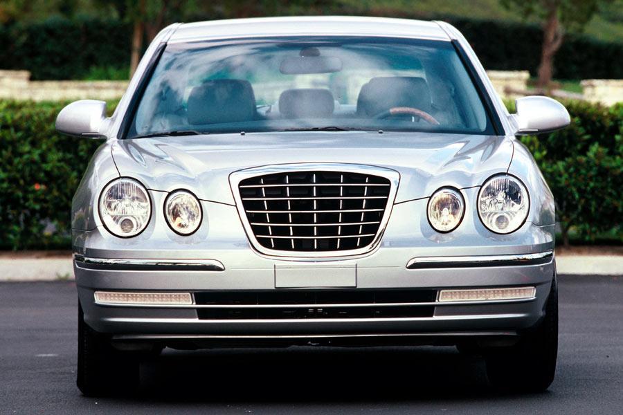 2004 kia amanti reviews specs and prices cars com