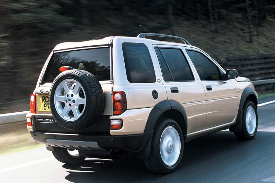 2004 land rover freelander reviews specs and prices. Black Bedroom Furniture Sets. Home Design Ideas