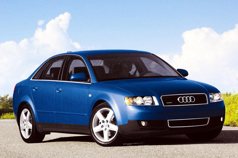 2004 audi a4 specs pictures trims colors. Black Bedroom Furniture Sets. Home Design Ideas