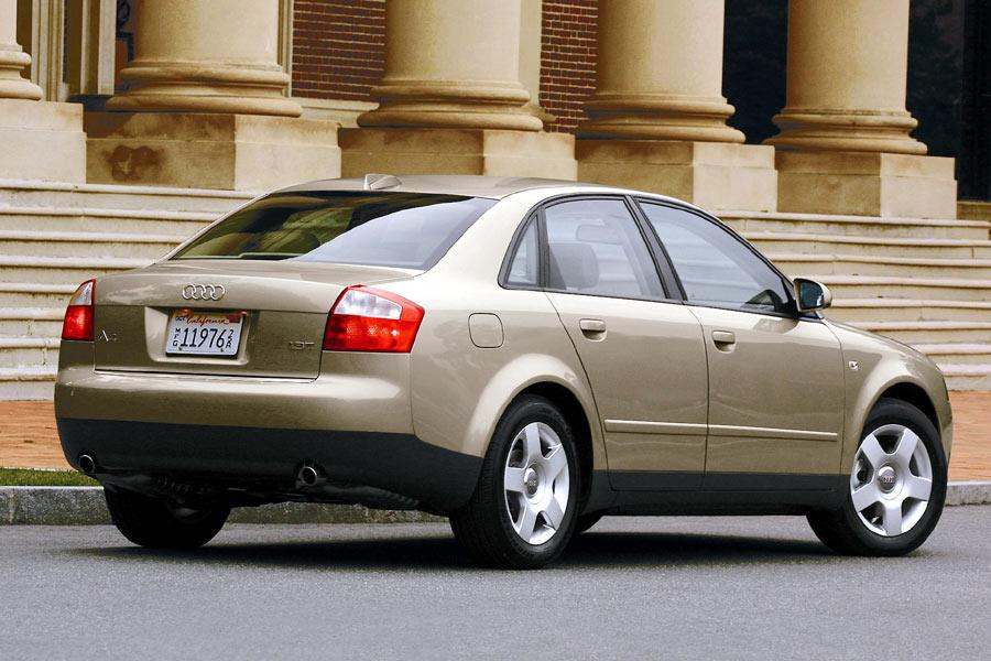 2004 audi a4 reviews specs and prices. Black Bedroom Furniture Sets. Home Design Ideas