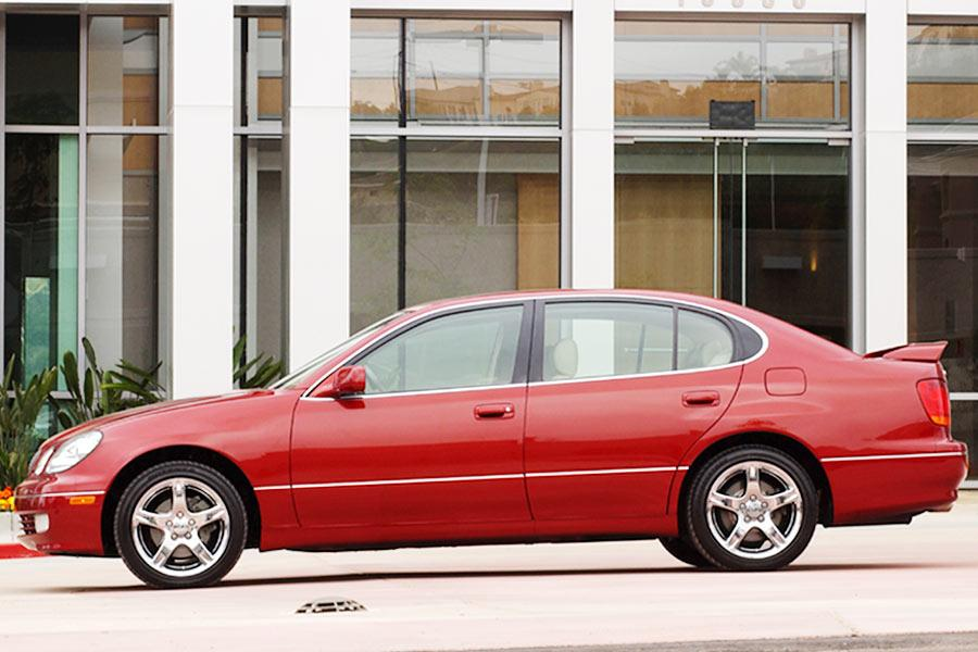 2004 lexus gs 430 specs pictures trims colors. Black Bedroom Furniture Sets. Home Design Ideas