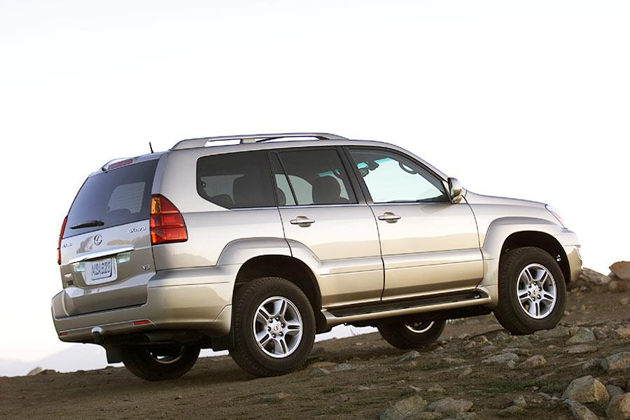 2004 Lexus Gx 470 Reviews Specs And Prices Cars Com