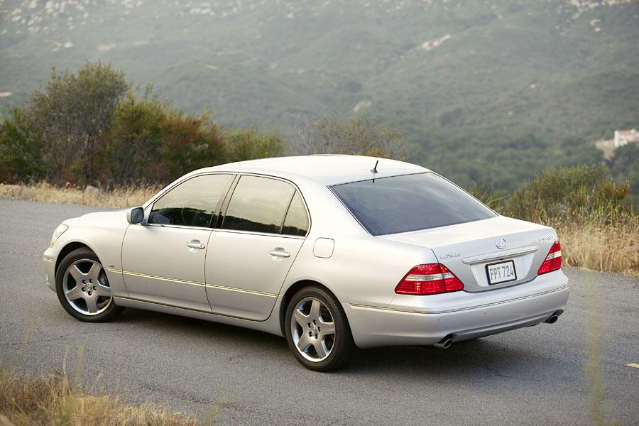 2004 lexus ls 430 reviews specs and prices. Black Bedroom Furniture Sets. Home Design Ideas