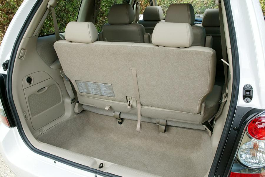 2004 mazda mpv reviews specs and prices. Black Bedroom Furniture Sets. Home Design Ideas