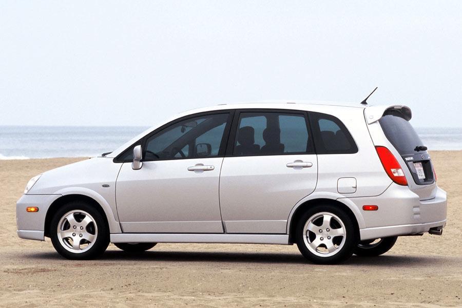 Suzuki Sx Years